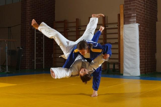 剣道と柔道なら柔道がオススメな理由