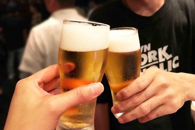 良い飲み会は行って悪い飲み会はサボる