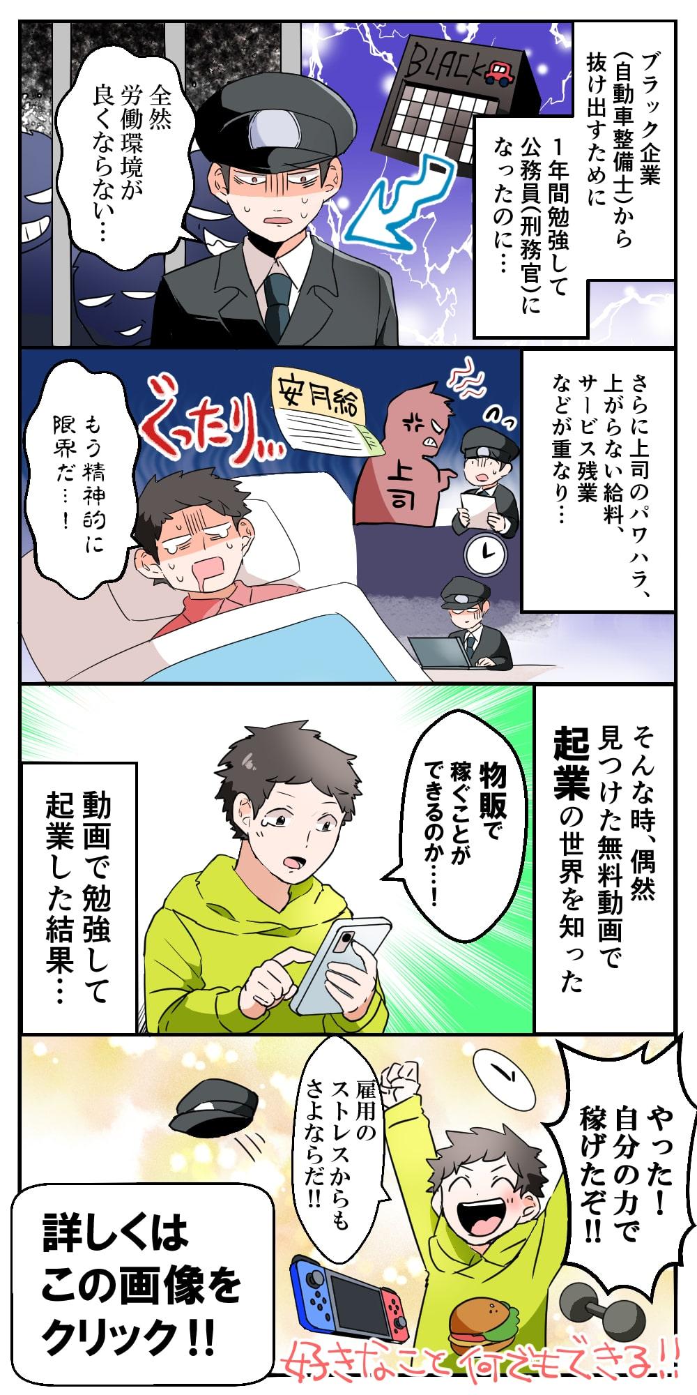 次世代紹介アニメ