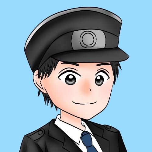 元刑務官ヒロのイラスト