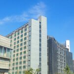 東京拘置所と青空